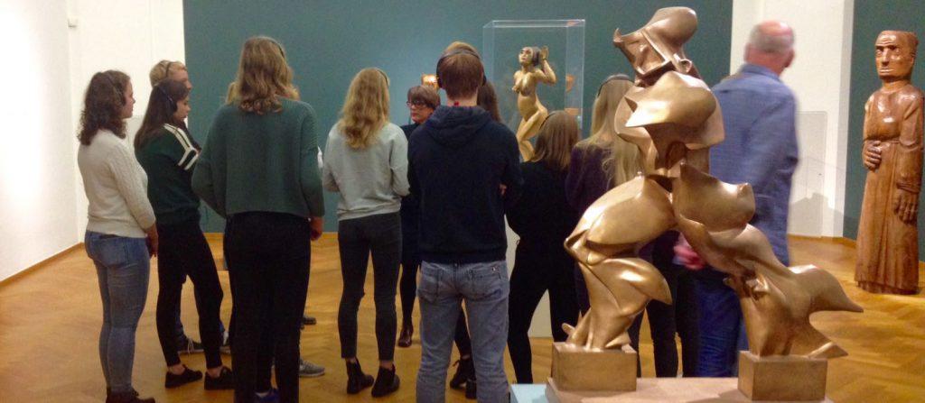 Excursie KAL (Kunst Algemeen) naar Den Haag