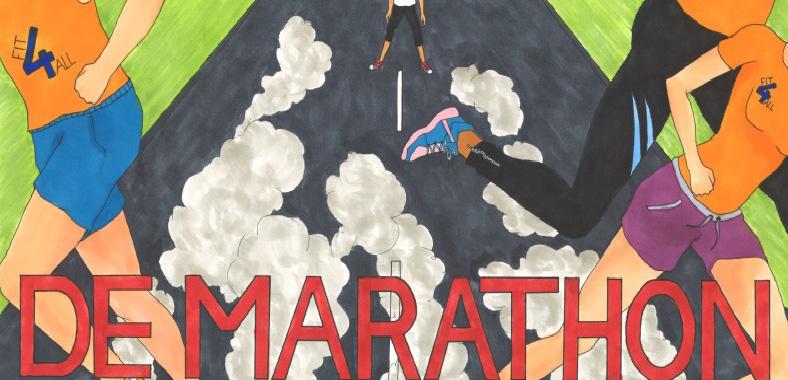 "Marianumtoneel speelt ""De Marathon"""