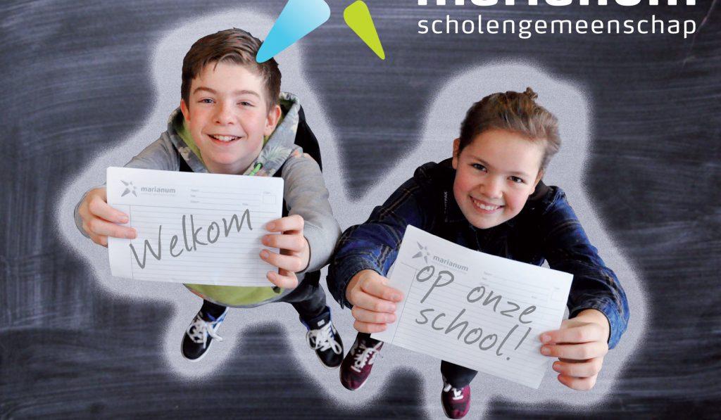 Open Huis 16 januari voor leerlingen groep 8 en hun ouders