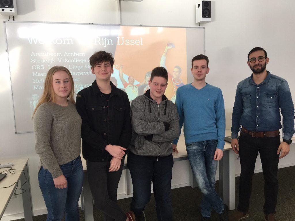 Provinciaal kampioenschap Skills Talent in Arnhem