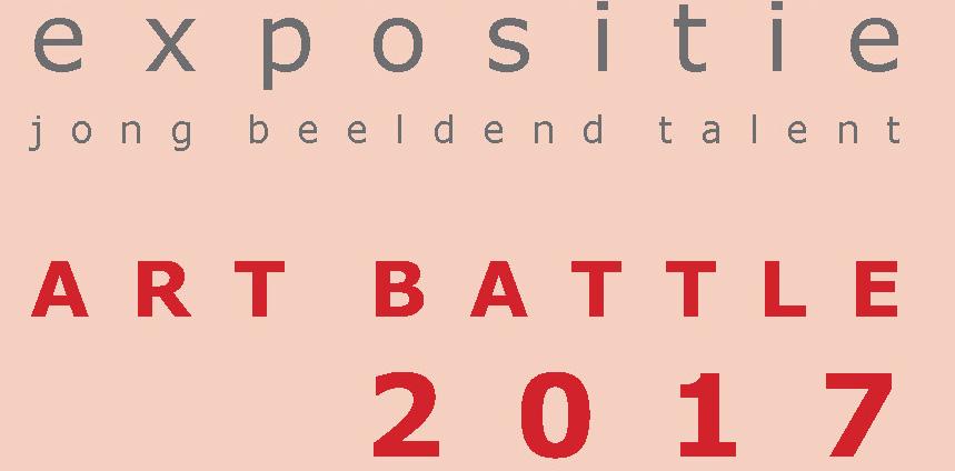 Genomineerden Art Battle 2017