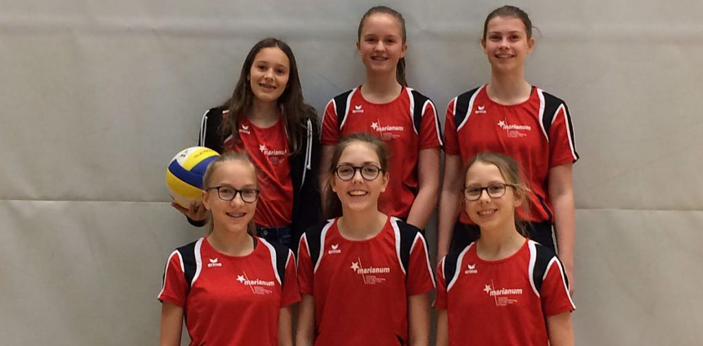 Regionale finale Olympic Moves Volleybal