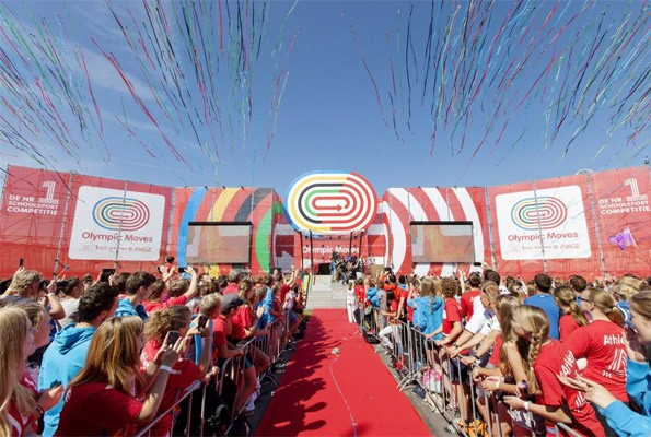Olympic Moves Schoolweken