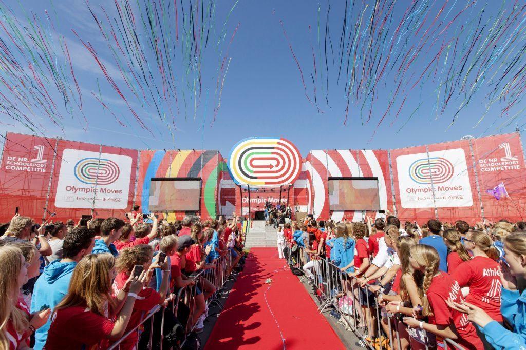 Olympic Moves schoolweek informatie