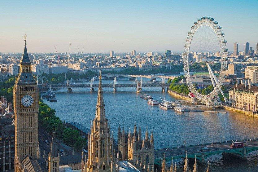 Op naar (leerzaam) Londen!