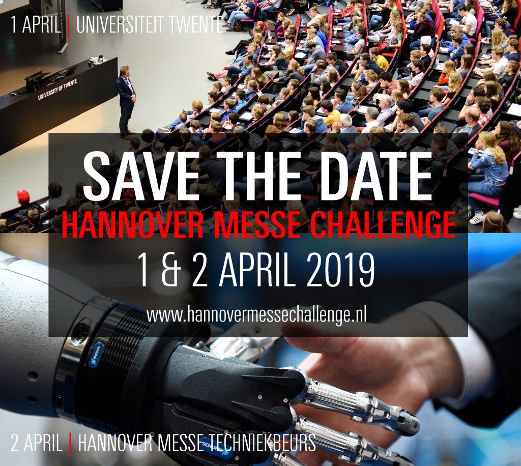 Opgeven Hannover Messe Challenge