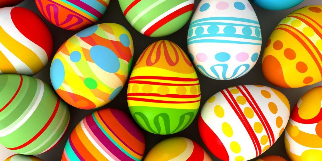Vrolijk Pasen en een fijne vakantie – tot 6 mei 2019