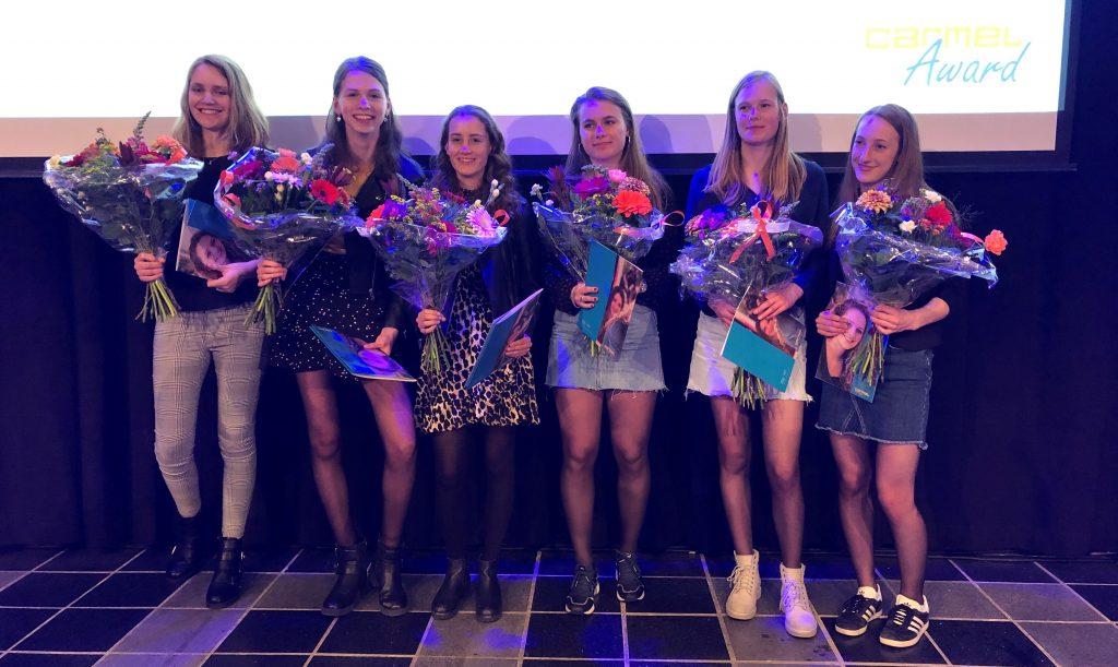 Leerlingen Twents Carmel College winnen Carmel Award