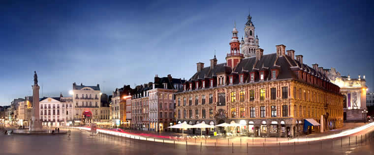 Excursie naar Lille 25-26 juni 2019