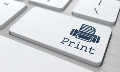 Opwaarderen printtegoed