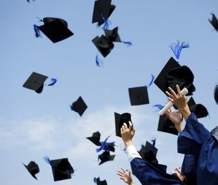 Diploma-uitreikingen