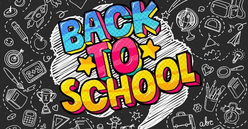 Programma begin nieuwe schooljaar