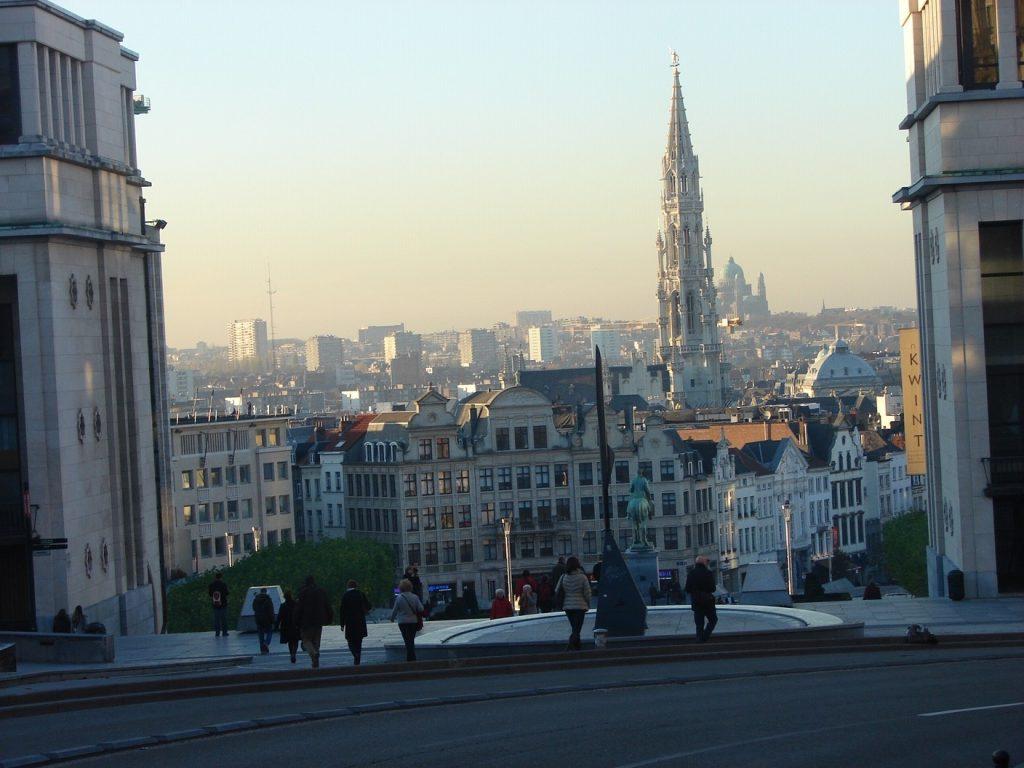 Brussel - website
