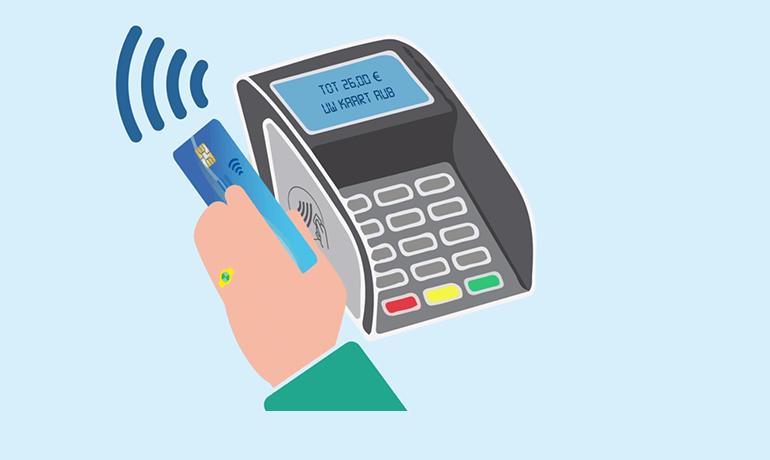Proefperiode met pin betalen – vanaf maart 2020
