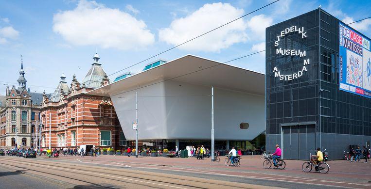 Op excursie naar Amsterdam – 18 december 2019