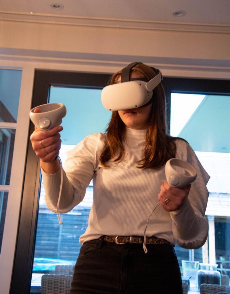 Thuisonderwijs via Virtual Reality