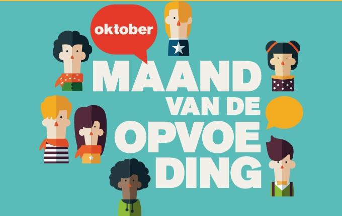 Oktober – Maand van de Opvoeding – tips voor ouders